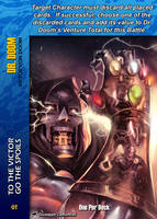 Dr. Doom Special - To The Victor Go The Spoils by overpower-3rd