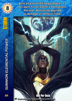 Storm Special - Summon Elemental Power by overpower-3rd