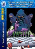 Green Goblin Special - Treacherous Scheming by overpower-3rd
