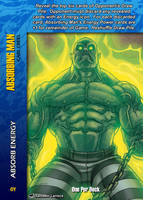 Absorbing Man Special - Absorb Energy by overpower-3rd