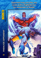 Magneto Special - Paralyze Opponent by overpower-3rd