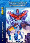 Magneto Special - Paralyze Opponent