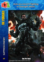 The Punisher Special - Suppress Enemy by overpower-3rd