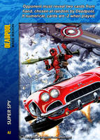 Deadpool Special - Super Spy by overpower-3rd