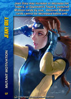 Jean Grey Special - Mutant Motivation by overpower-3rd