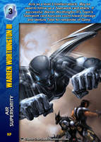Warren Worthington III Special - Air Superiority by overpower-3rd