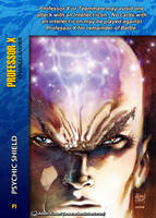 Professor X Special - Psychic Shield by overpower-3rd