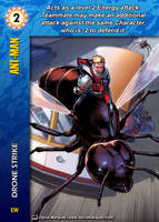Ant-Man Special - Drone Strike by overpower-3rd