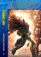 Hope Summers Special - Mutant Messiah by overpower-3rd