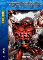 Juggernaut Special - Raze by overpower-3rd