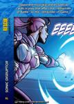 Rescue Special - Sonic Disruptor