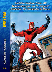 Henry Pym Special - Academy Founder by overpower-3rd