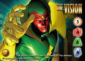 The Vision Character