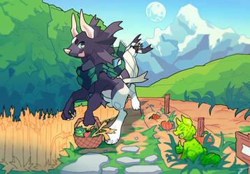 [Chimereon] Mystic Harvest Event 1