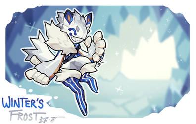 Winters Frost - Scarfox Advent Flatsale (OPEN)