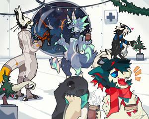 Grem2 - Winter Festival - Space Cocoa