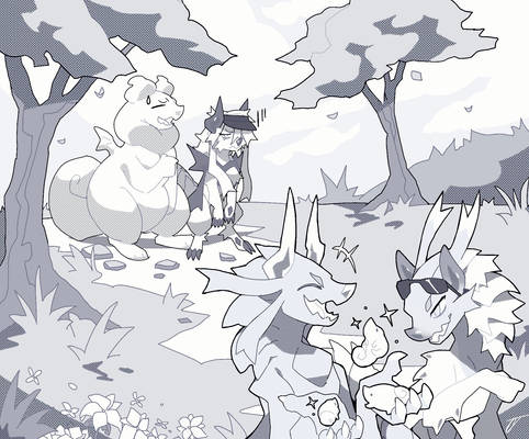 how are they so round?? (Chimereon Event Entry)