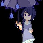 ::PIXEL:: RAIN by feiru39