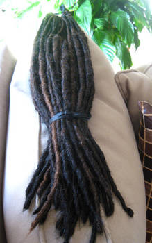 Long Synthetic Dreads