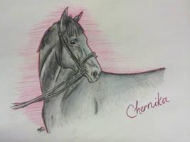 Chernika - commission by KnifeInToaster
