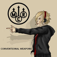 Conventional Weapons - Contest Entry by KnifeInToaster