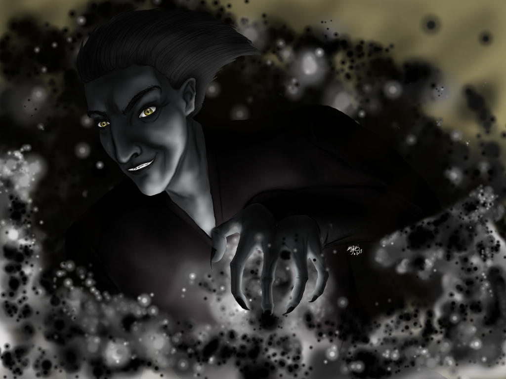 Nightmare Dust by KnifeInToaster