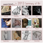 2013 Art Summary