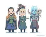 Chibi Game of throne