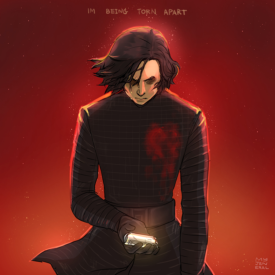 Torn Apart: Star Wars Viii: Torn Apart By Janenonself On DeviantArt