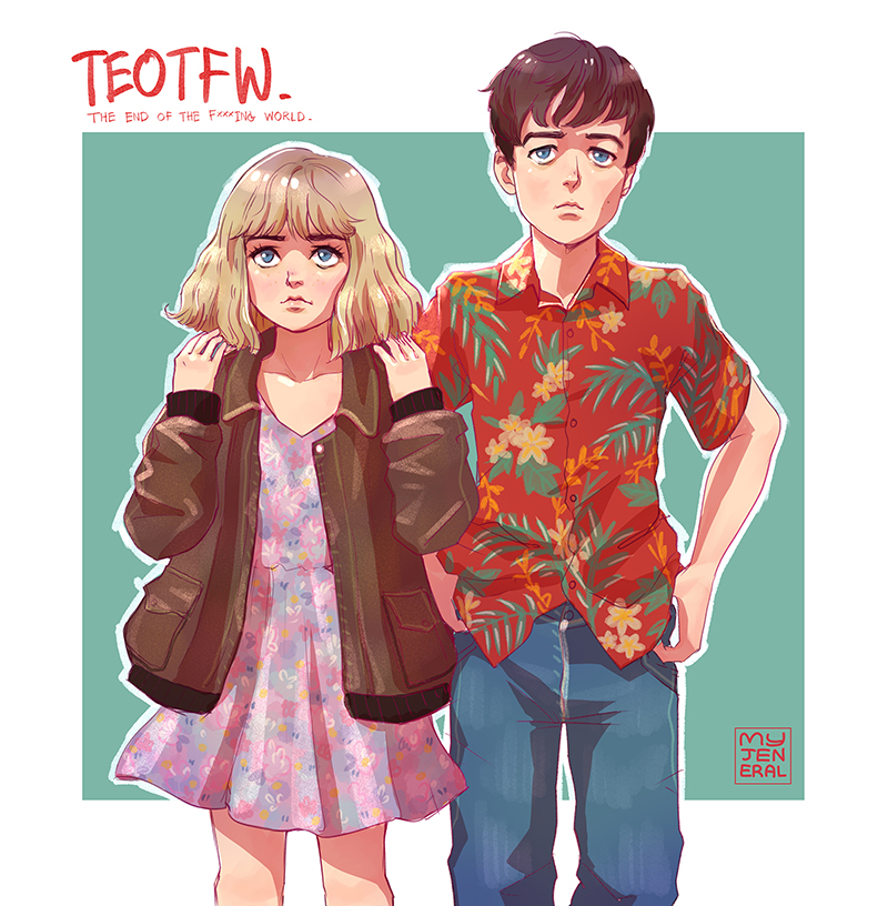 TEOTFW: Alyssa And James