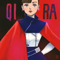 A Star Wars Story : Qi'ra by Janenonself