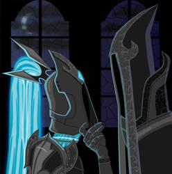 Kill for me (Malthael and Death Maiden) by Nastea-AnyMash