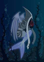 Malthael the merman by Nastea-AnyMash