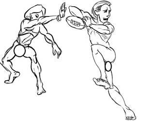 sketch of ... by MrSViks