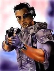 universal soldier by MrSViks