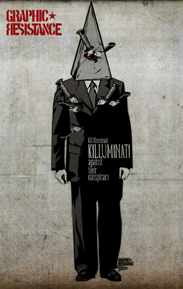 KILLuminati by graphic-resistance