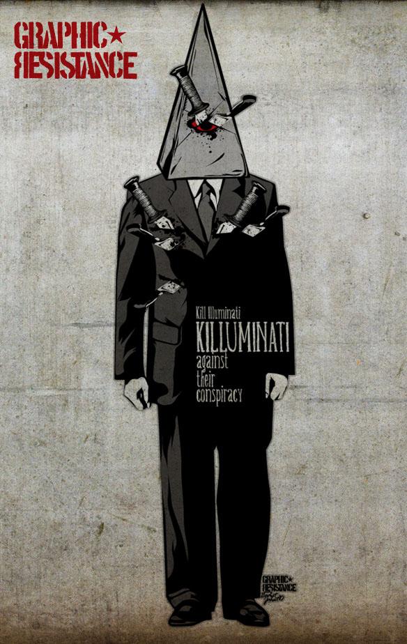 KILLuminati by graphic-resistance