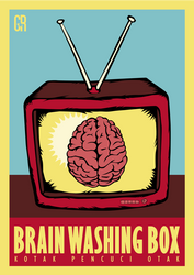 Brain Washing Box by graphic-resistance