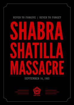 Shabra Shatilla Massacre