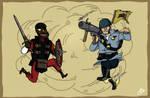 Battlefield Bromance