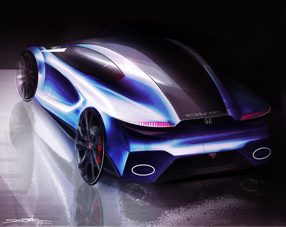 Honda by szabodesign1