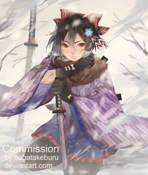 [Commission] Random Art05