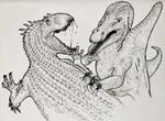The Beast of Sorna vs The Monster of Nublar