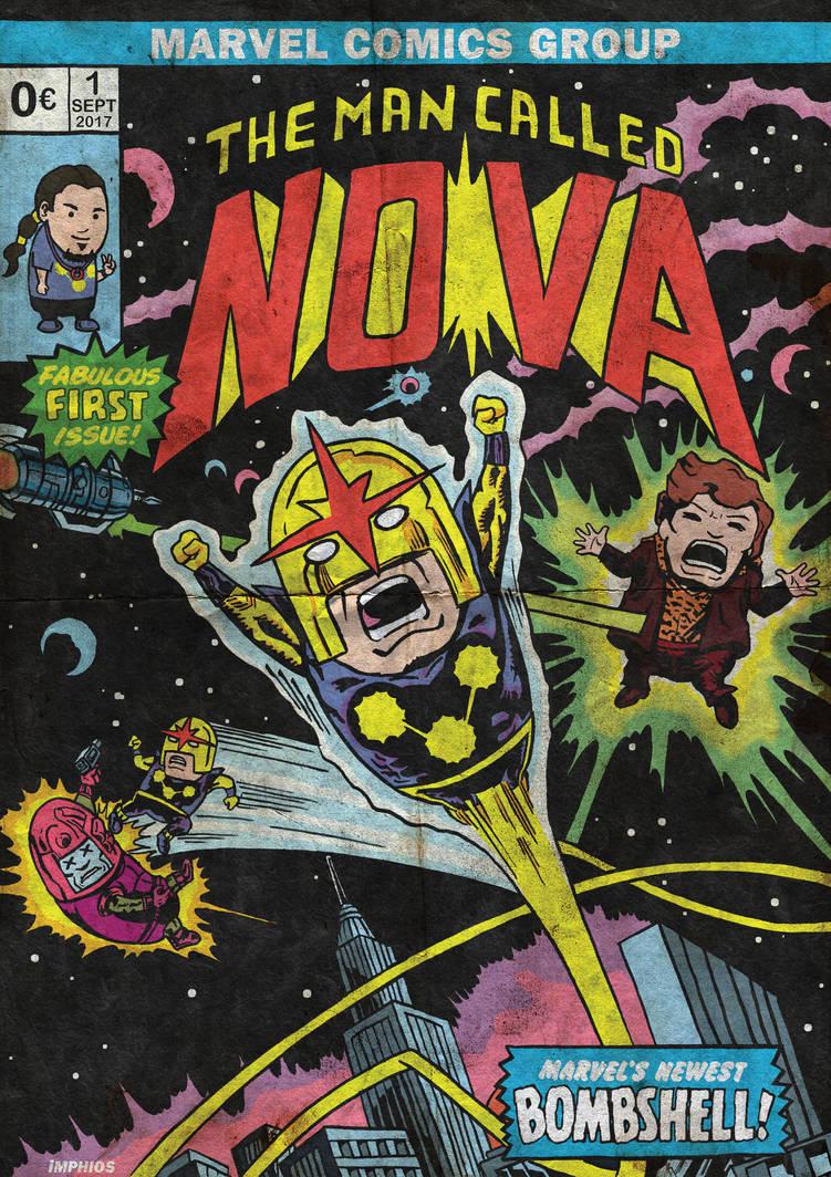 The Man Called Nova by Imphios