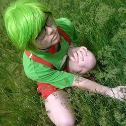 Trickster Jake cosplay by Kaidenmeow213