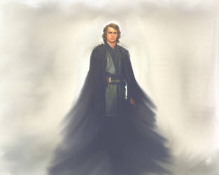 Anakin Skywalker by Endurakseethe
