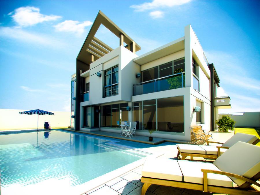moderne villa by uticlive - photo #7