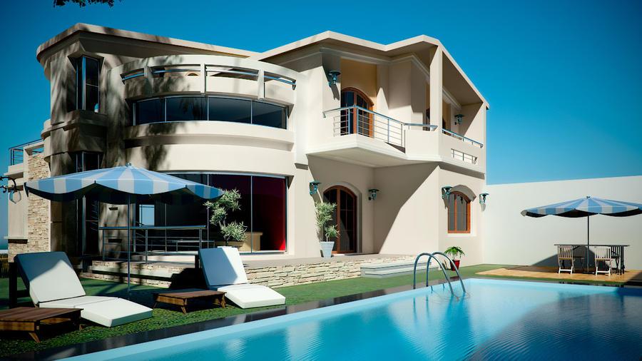 Villa 4 by uticlive on deviantart for Les villa moderne