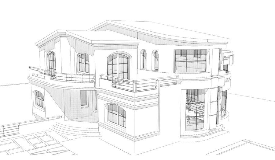 Esquisse by uticlive on deviantart for Esquisse architecture