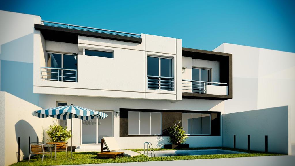 moderne villa by uticlive - photo #10